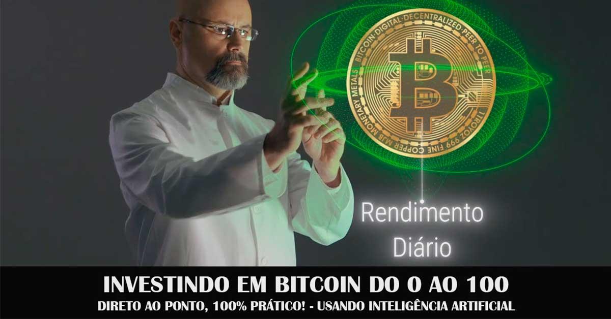 Investimento em Bitcoin do Zero ao 100