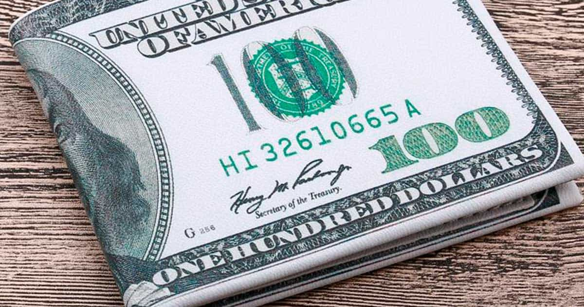 Carteira em Dólar