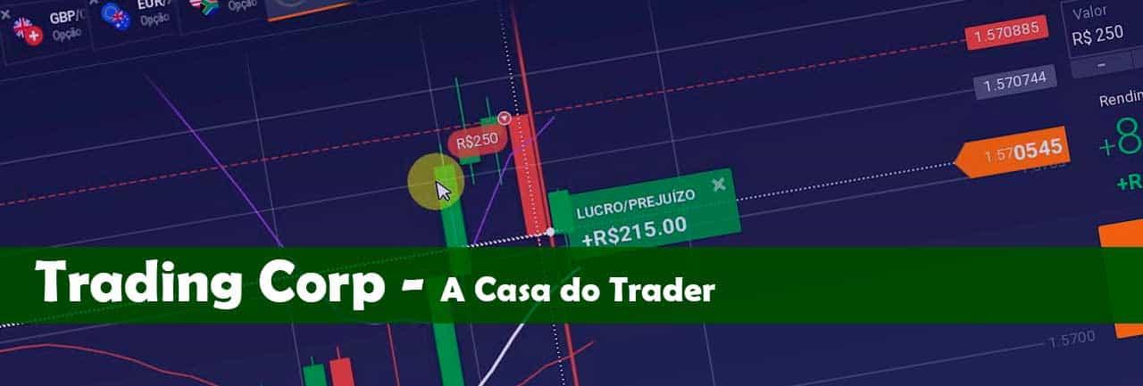Tradingcorp - Tudo que você precisa saber sobre Trader de Opções Binárias, Forex, Bolsa e Trader Esportivo